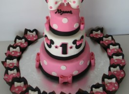 minnie mouse birthday cakes