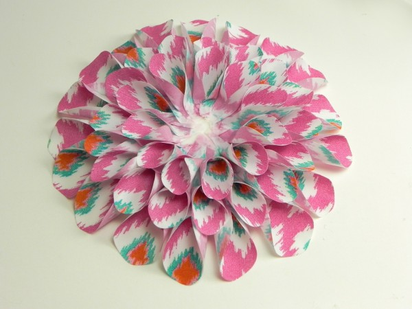 19 - Completed Thrid Layer-lucks-edible-image-dahlia