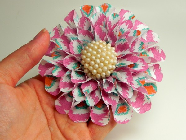 27 - Pearls Completed-lucks-edible-image-dahlia