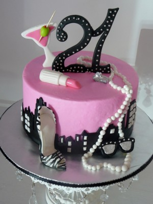 Top 21st birthday cakes for 21st birthday cake decoration ideas