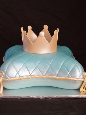 Kings Crown Pillow