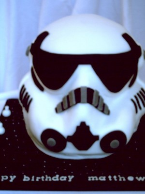 storm trooper from star wars
