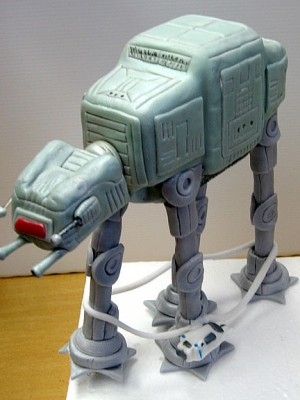 The AT-AT Walker Transport Topper