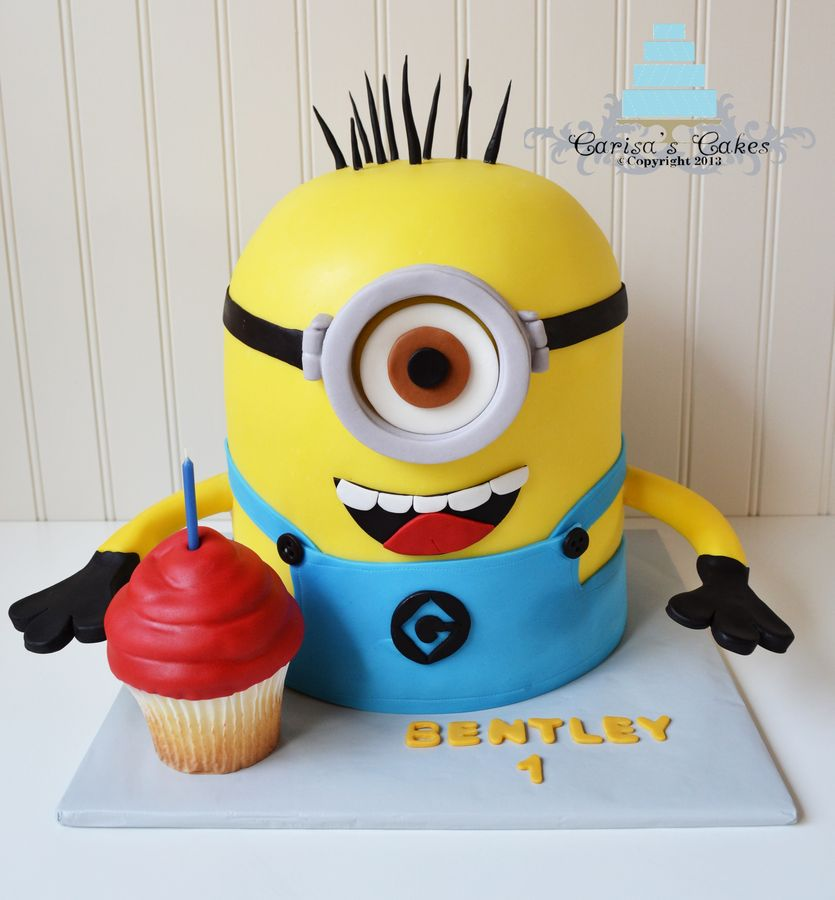 Top Despicable Me Cakes