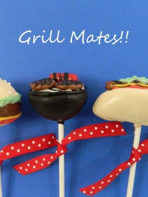 Grill Mate Cake Pops