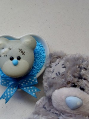 Tatty Teddy Macarons