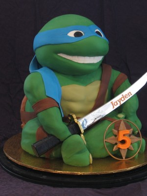 Leonardo - Teenage Mutant Ninja Turtle