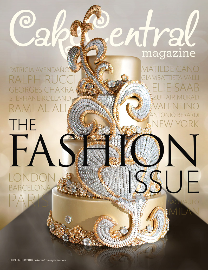 Cake Central Magazine The Fashion Issue