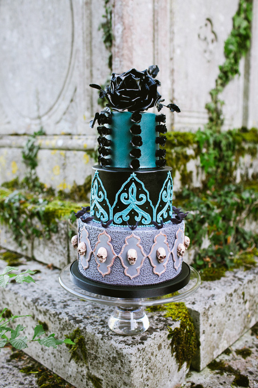 Gothic Cakes Images