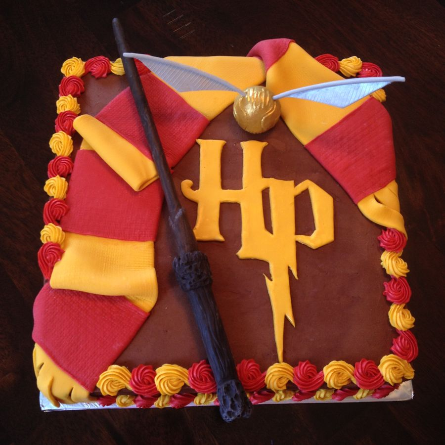 Top Harry Potter Cakes