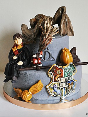 top harry potter cakes. Black Bedroom Furniture Sets. Home Design Ideas