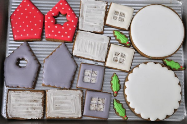 Gingerbread Birdhouse Tutorial Cakecentral Com