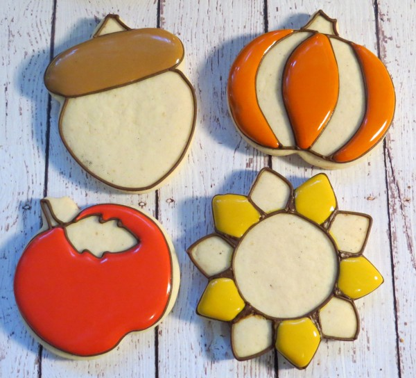 Ali's Sweet Tooth GoBo Fall Cookie Tutorial Q