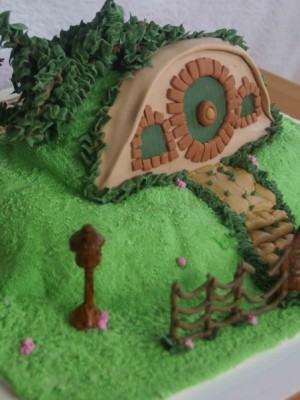 Lord of the Rings Hobbit Hole/Bag End