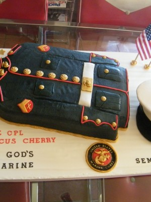 Remembering Lance CPL Marcus Cherry