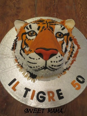 Tiger Cake Cake Ideas And Designs