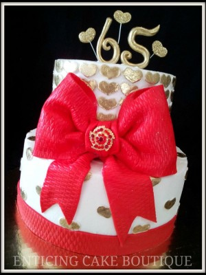 Enticing Cakes designed by Elaine Duran