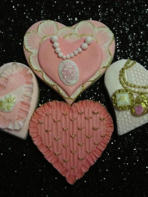 Valentine Cookie Couture