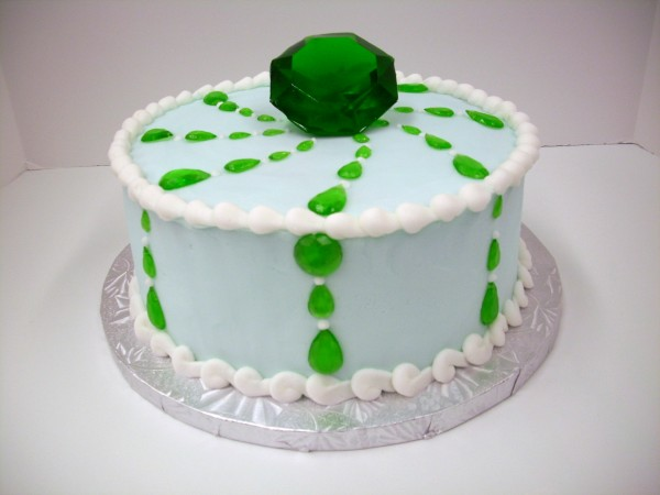 Cake Images With Gems : How to Make Gummy Gems - CakeCentral.com