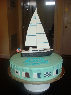 Top Sailboat Cakes - CakeCentral.com