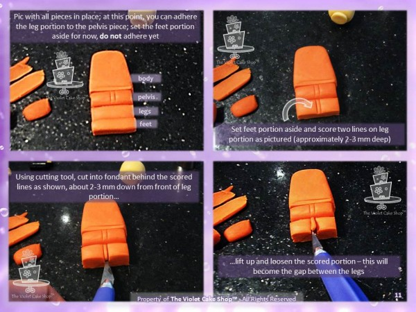 3D Lego Figure Tutorial - 11
