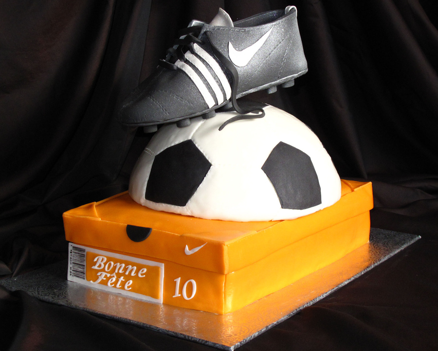 Top Soccer Cakes