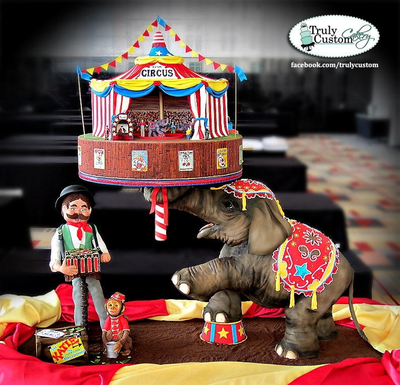 Top Carnival Cakes Cakecentral Com