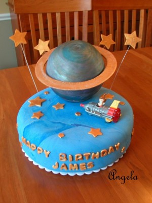 planets cake toppers - photo #31