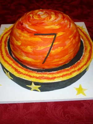 planet saturn made of candy - photo #29