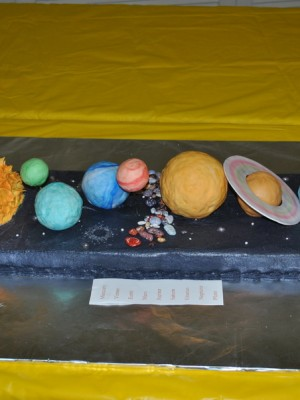 solar system cake toppers - photo #12