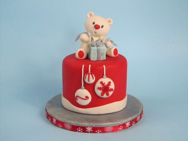 teddy bear cake2
