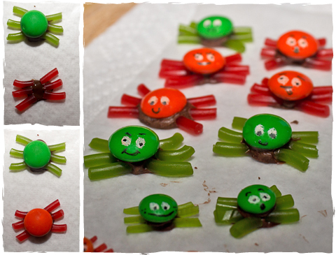 Halloween-Treats-Candy-Spiders