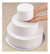 Teired Stacked Cake Construction