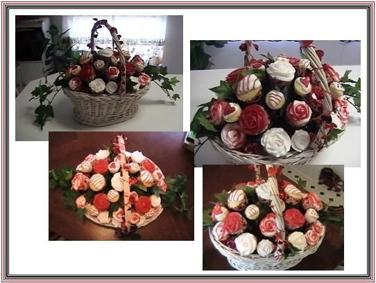 Valentine Cupcake Bouquet Uploaded By: ads0525