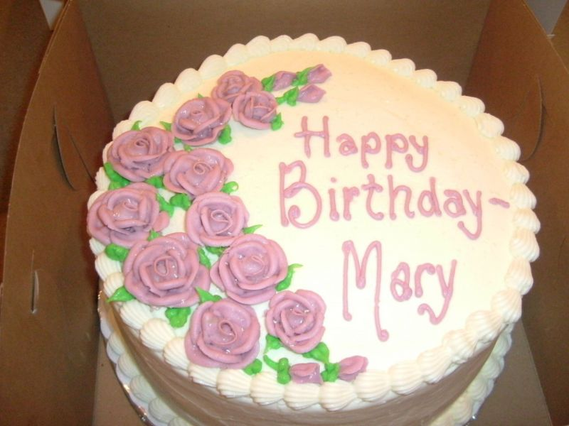 In A New York Minute: Happy Birthday, Mary