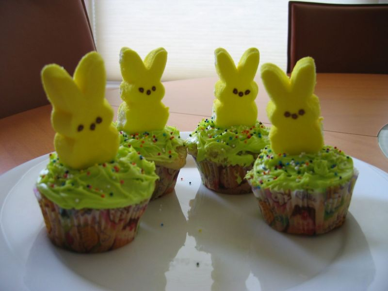 easter cupcakes for kids. Easter cupcakes