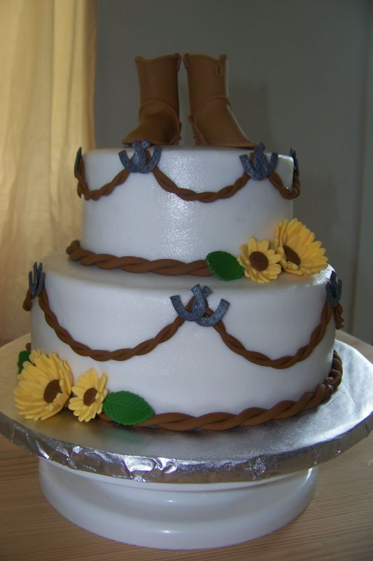 wedding cakes western style western cowboy style cakes inspiration project wedding 25921