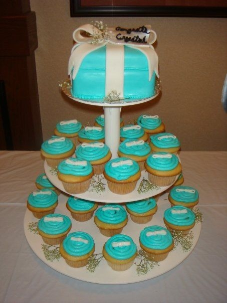 Tiffany 39s Bridal Shower Cake By anjalies