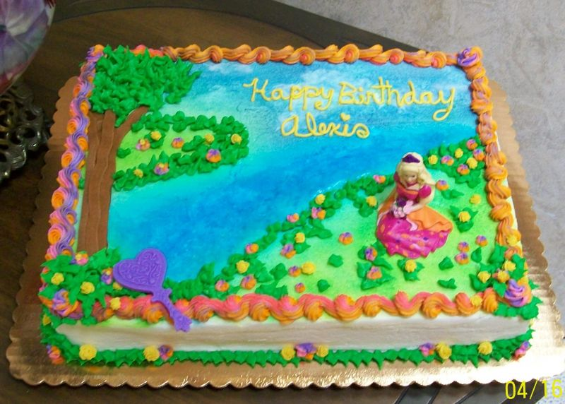 Barbie Castle Cake Images : barbie castle cake - group picture, image by tag ...