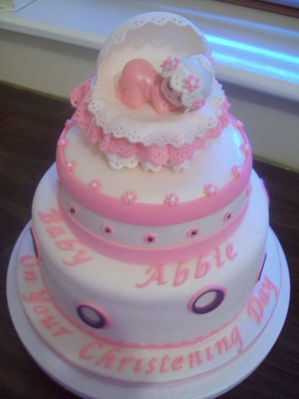 baby shower cakes girls