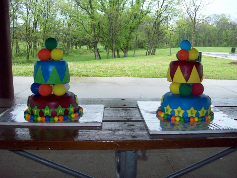 Children S Birthday Cakes By Michele Pictures : michelle obama fashion: birthday party cakes for kids