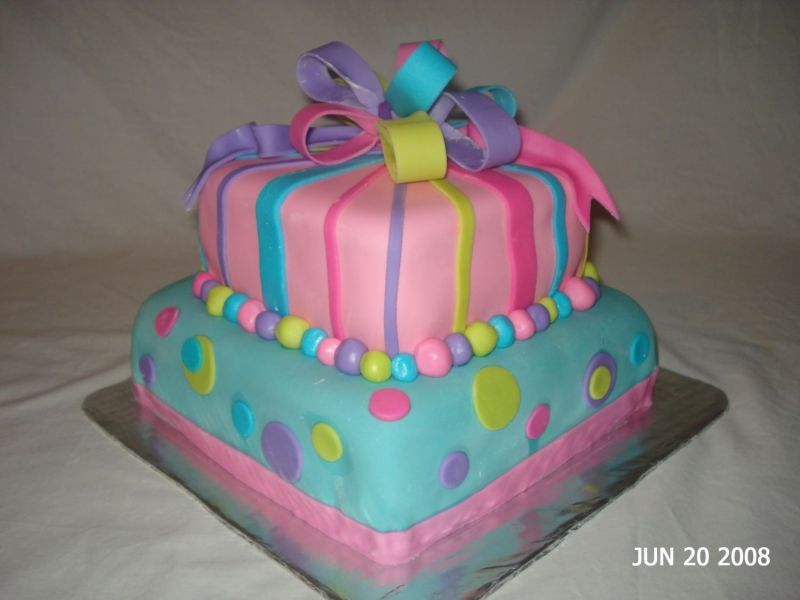 Tagged with: girls birthday cake ideas, Unique Birthday Cakes For Girls,