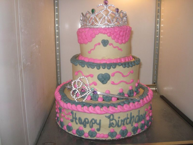 Birthday Cake Image Zeenat : Happy Birthday PrincessBushi!! 2138029 Members Lounge ...