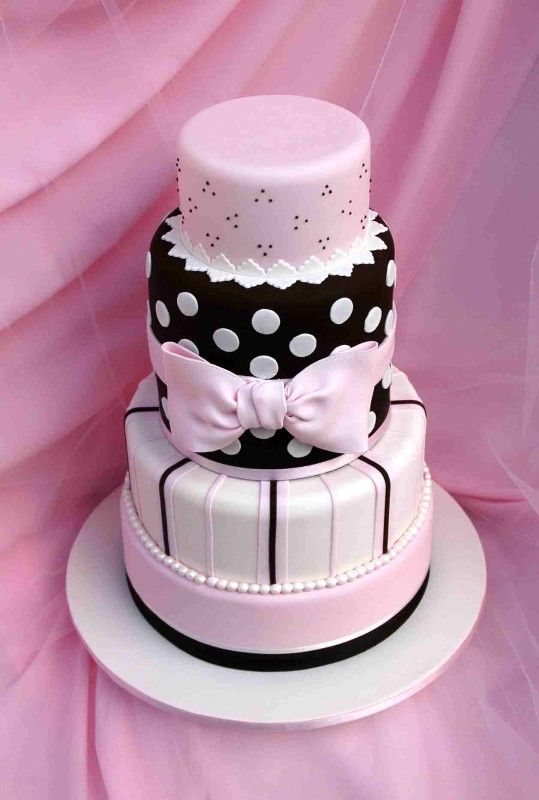 Cake With Fondant Icing : - z for Zi Sing -: cute Fondant cakes