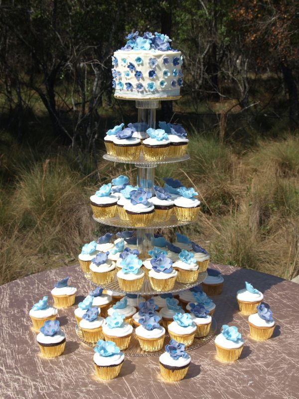 Cupcake Wedding Cakes. Cake Gallery | Wedding Cakes
