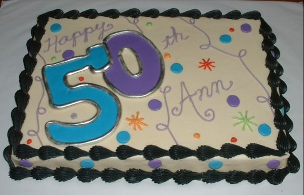 50th birthday cake ideas for women. Pictures+of+50th+irthday+
