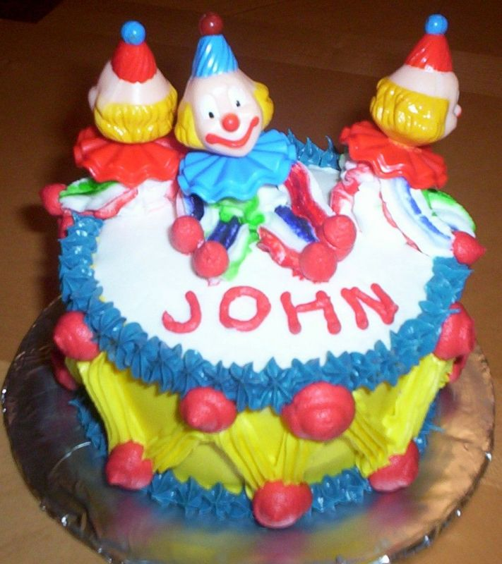 Happy Birthday John Uploaded By: ohbucko. I tried to re-create this from the