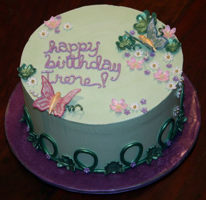 80th Birthday Cakes For Women