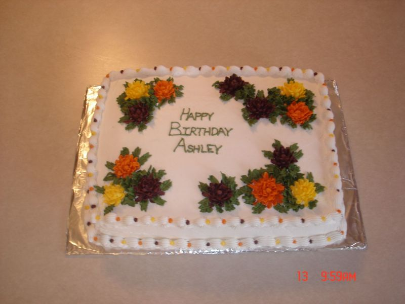 HAPPY BIRTHDAY ASHLEY Uploaded By: TRILEY