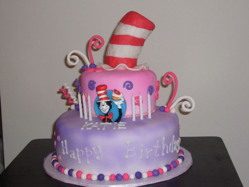 cat in a hat cake. Cat in a Hat cake. Uploaded By: melotte. Chocolate and orange cake covered